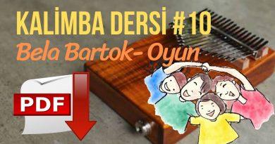 KALİMBA DERSİ #10 oyun