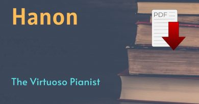 Hanon Piyano Metodu
