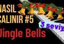 Nasıl Çalınır #5 – Jingle Bells (Kolay – Orta – Zor) PİYANO DERSİ | PİYANO EĞİTİMİ